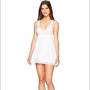 White Lace Matilda Highline Chemise / Nightgown